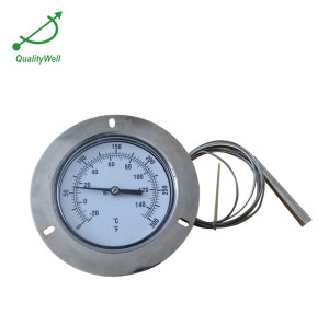 88mm back connection remote reading thermometer 321RF21021