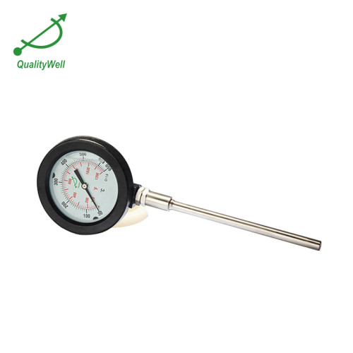 Remote reading thermometer(Black aluminum casting shell ) ET400-2