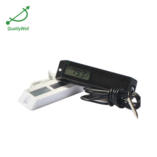 ABS case solar digital thermometer DST1001S