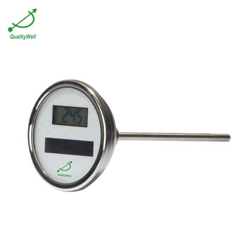 Back connection solar digital thermometer DSTT series