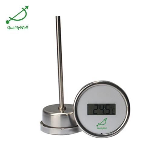 Back connection digital thermometer DGTT series