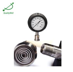 Process pressure gauge PG421OV