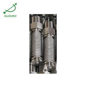 Adjustable bimetal thermometer part-Bellow