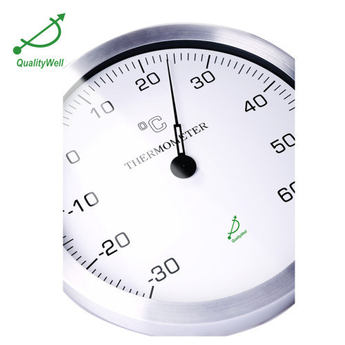 Wall mounted thermometer W12
