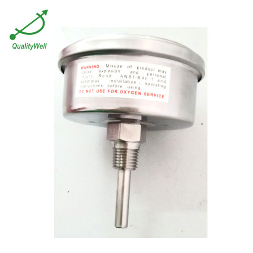 Tridicators-boiler gauge WHT-12SS