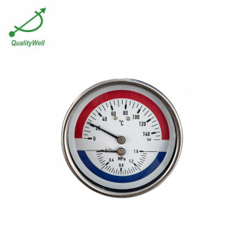 Tridicators-boiler gauge WHT-13A