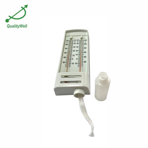 Wet and dry thermometer WD-5