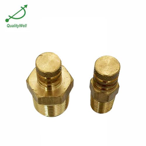 Brass Test Plugs