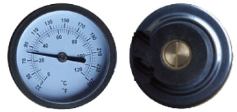 How to select pipe thermometers?