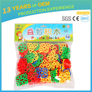 Factory Manufacturers Tracery Building Block, Intelligent Educational Toys 93pcs