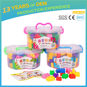 non toxic and educational jenga blocks, 197 pcs number building bricks in yiwu