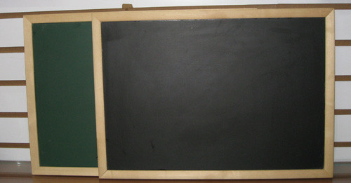 magnetic blackboard, kids white chalk blackboard for sale