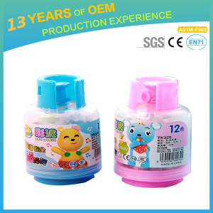 High quality kids color dough manufacturer, 12 bright color magic color dough