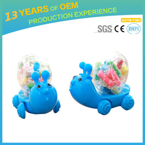 China supply snail packaged 12 colors safe color dough