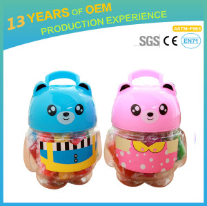 handmade DIY toy clay, children stationery color clay in China