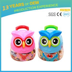 preschool educational toys,  JingJing environment colorful modeling clay