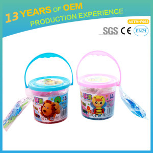 soft modeling clay, hot sale 120g children educational clay