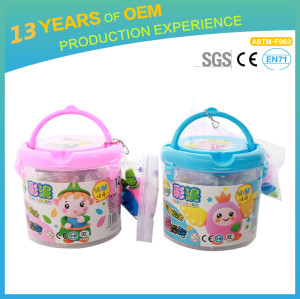 MENZZI colored clay, children non-dry colorful modelling clay