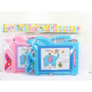 hot selling educational toys kids magnetic writing painting board with eco friendly material