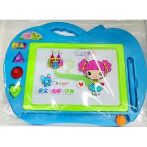 purchasing yiwu magnetic drawing board, educational writing painting board