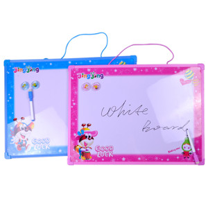 Custom Design Removable Self Dry Erase Kids Memo White Writing Board