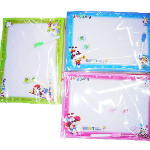 nursery school dry erase portable small whiteboards 30*42cm