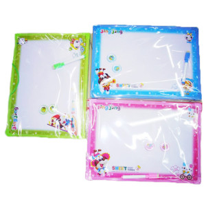 nursery school dry erase portable small whiteboards 30*42cm