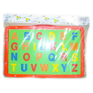 custom magnetic white writing board and markers, whiteboard to hang for nursery school