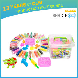 clay toys, yiwu wholesale kids educational toy modeling clay