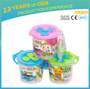 JingJing clay manufacturer, preschool toys color clay with tool