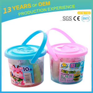 healthy color clay  ODM, Hot sale baby colour clay gift with modeling tools