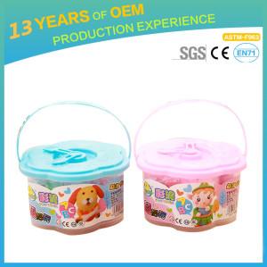 yiwu soft diy educational clay toy, magic clay customization