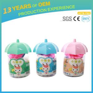 soft dough for kids, factory promotion non-toxic DIY 3D colorfu dough toys