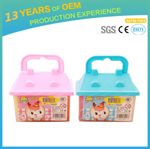 non-toxic modeling clay, eco-friendly plasticine modeling clay