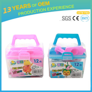 good quality preschool  kids healthy color mud customization with reasonable price