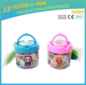 DIY super light dough, nursery school 14 colors modelling clay for boy and girl