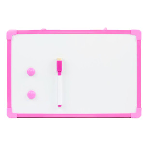 magnetic erasable writing white board with movable 20*30