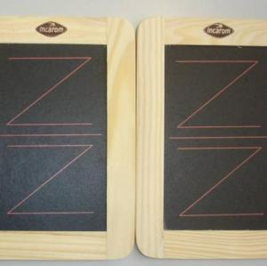 mini small MDF wooden chalkboard blackboard manufacturer