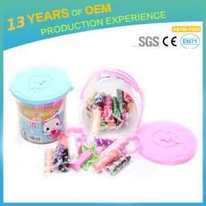 factory wholesale high quality diy playing toy set soft play-doh  for kids education