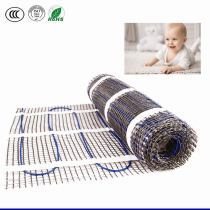 China Supplier High Quality Electric Heating Cable Blanket For Babies Kids
