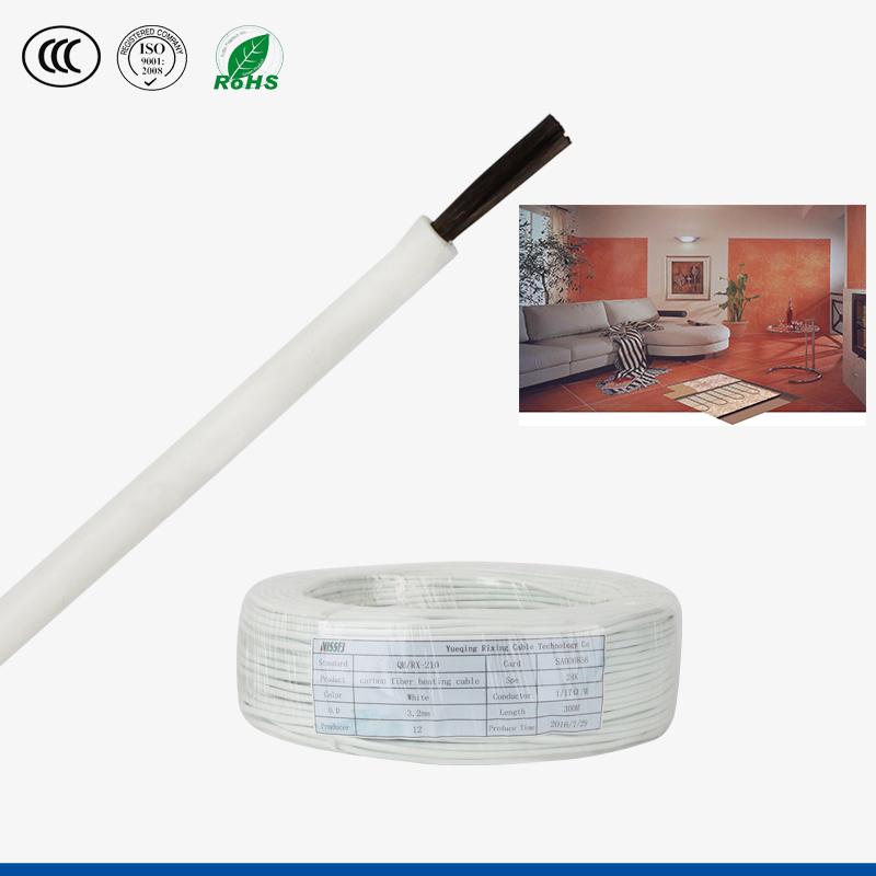 Floor Heat Cable Locators : Floor heating carbon cable buy easy heat non