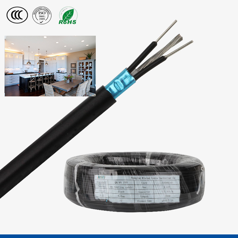 Electric Floor Heating Cable : Electric radiant infloor heating cable buy