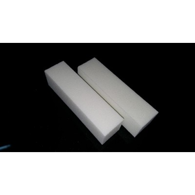 new design abrasive sponge block sponge buffer