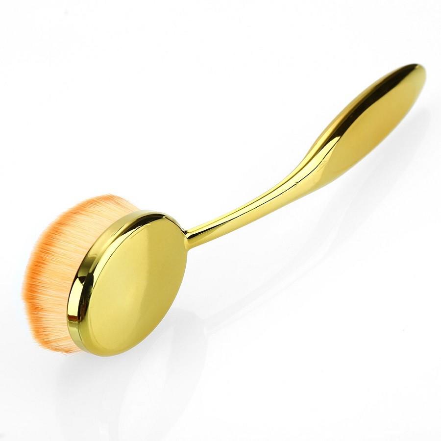 2016 hot sale rose gold makeup brush