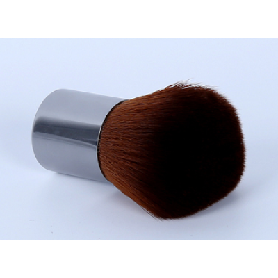 short handle multi use single makeup brush high quality