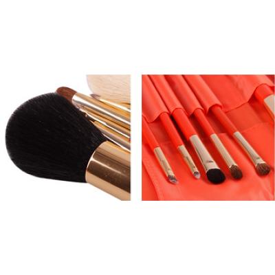 Chengfa Purple 8pcs Natural Hair Professional Makeup Brush