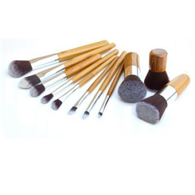 Chengfa 11Pcs Vegan kabuki Make Up Brush Set Cosmetics Maquiagem Makeup Brush