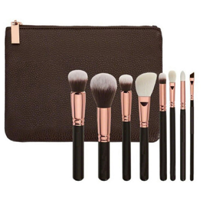Chengfa 8Pcs Vegan kabuki  Make Up Brush Set Cosmetics Maquiagem Makeup Brush