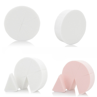 New konjac fiber cleansing puff sponge facial face wash for making up