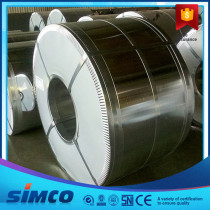 Skinpass  Surface Treatment Galvanized Steel Coils